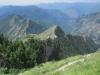 Randonnée Ligurie sentier des Alpini