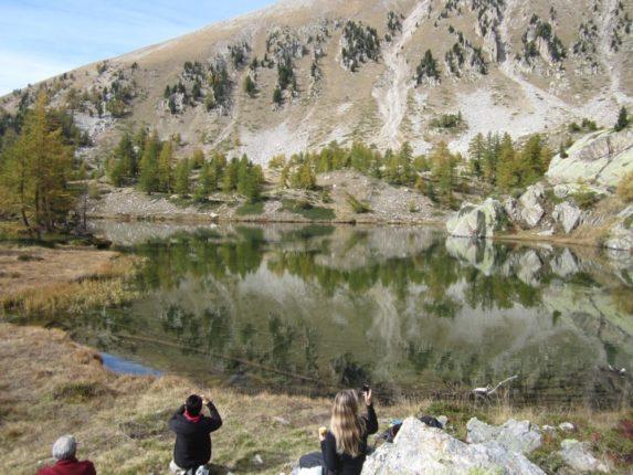 Randonnée lac Mercantour