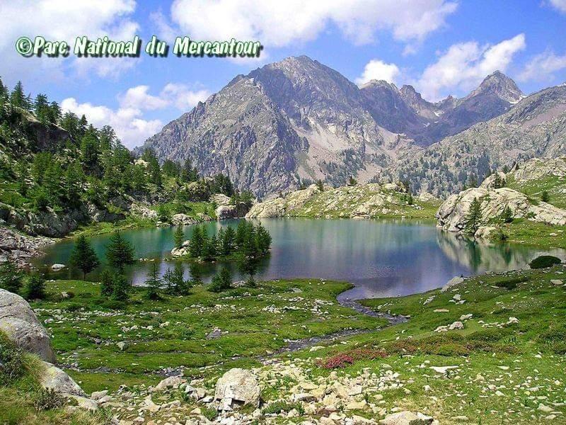 Lac Trecolpas randonnée avec rando06