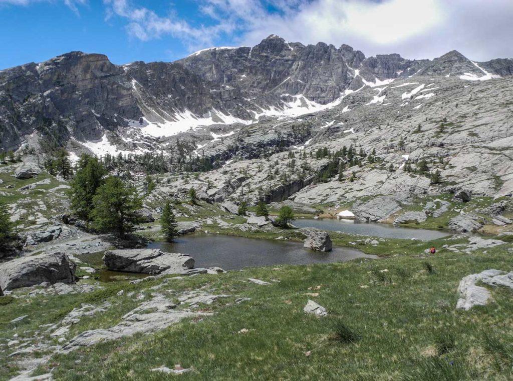 Randonnée en Vallée des Merveilles à Fontanalbe dans le Mercantour