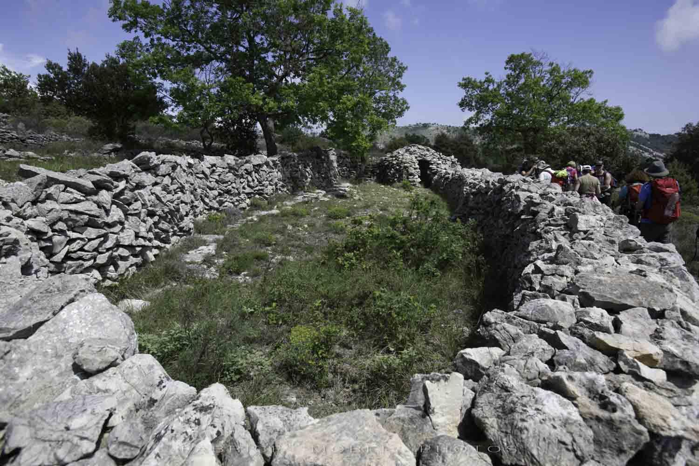 Randonnée Baou Saint Jeannet