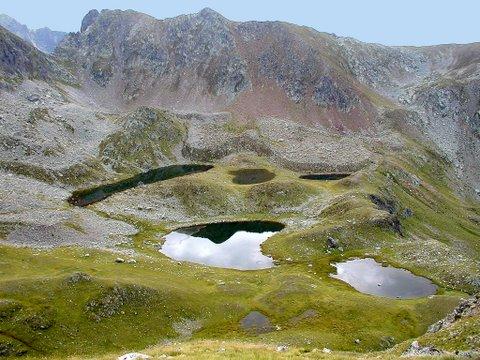 Randonnée Lacs de Prals Mercantour