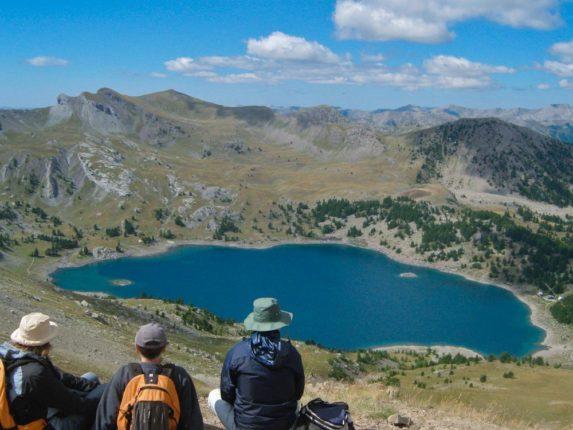randonnée Mercantour lac d'allos avec rando06