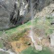 randonnée cascade et dolmens en pays grassois