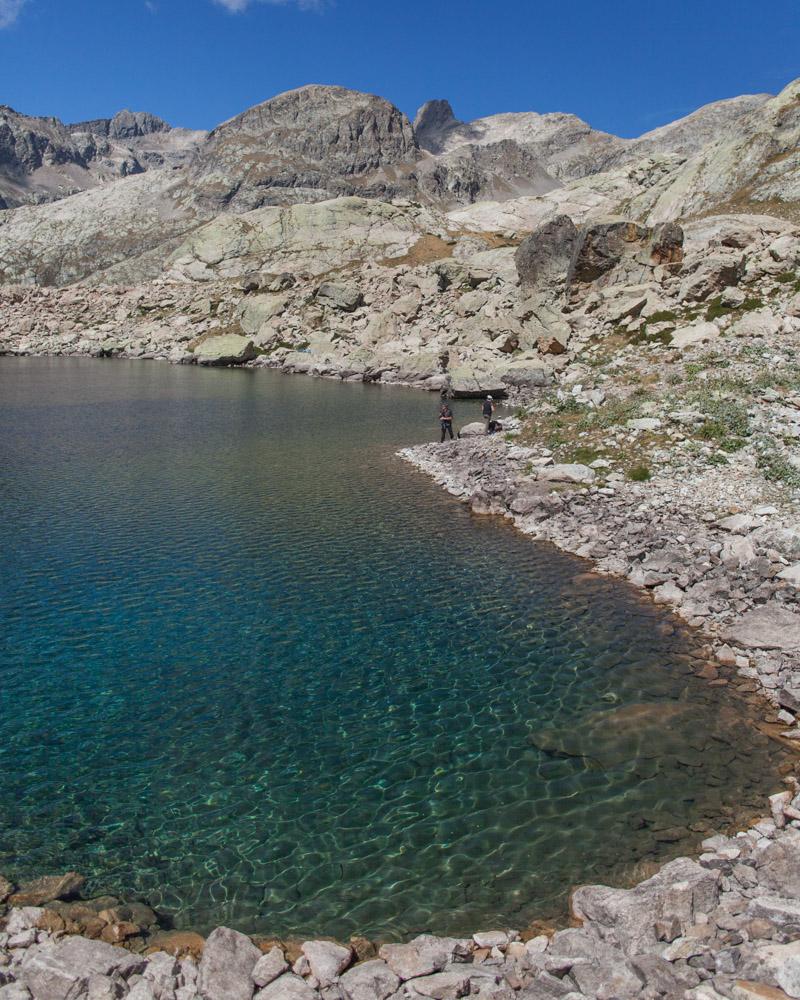 lac niré Randonnée Lac Mercantour avec Rando06