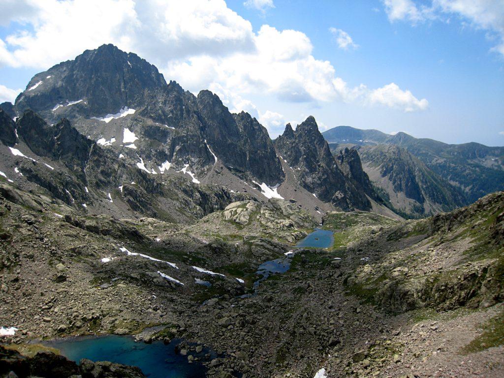 randonnée Lacs Mercantour
