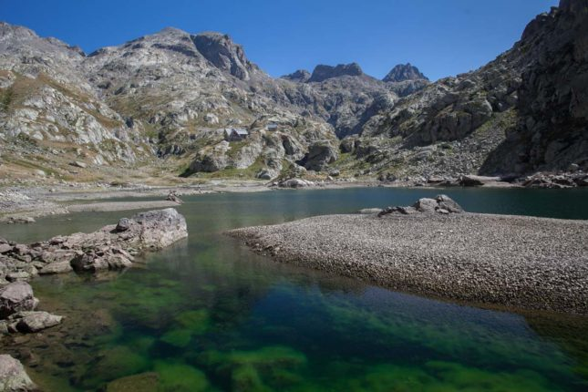 Randonnée lacs du Mercantour avec rando06 Fabhikes