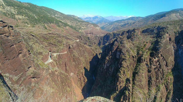 Randonnée Gorges du Daluis