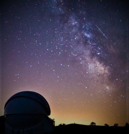 balade astronomie calern