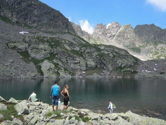 rando lac mercantour roya peyrefique