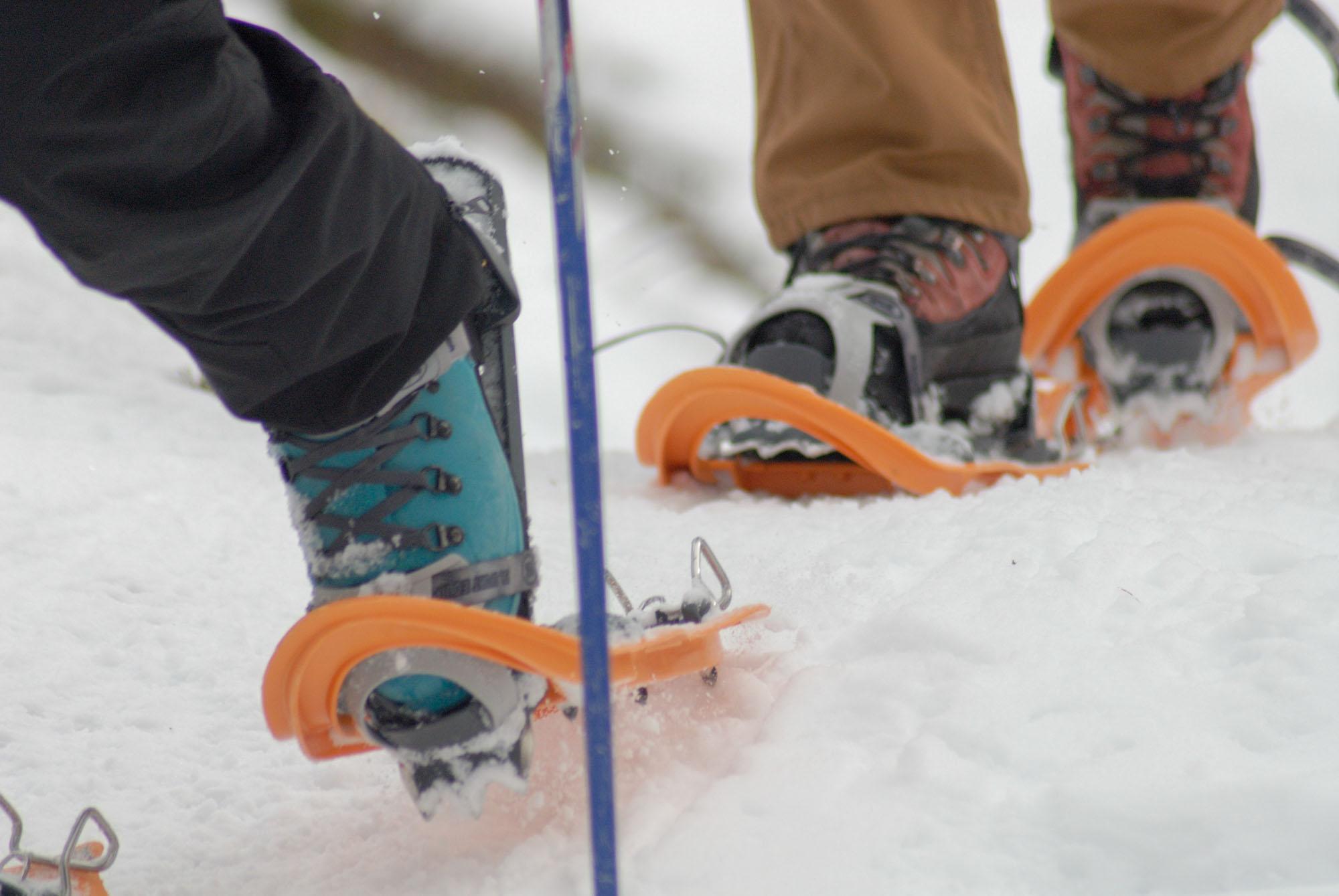 randonnée mercantour raquettes à neige avec rando06 rando83