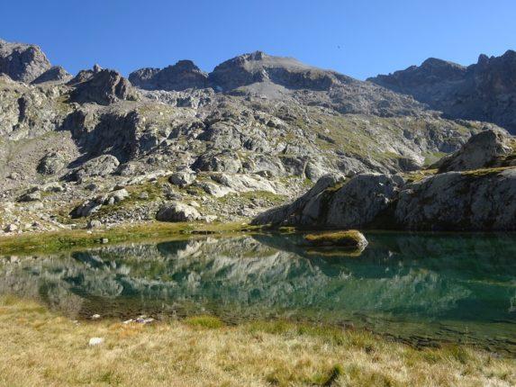 Randonnée Mercantour Lac