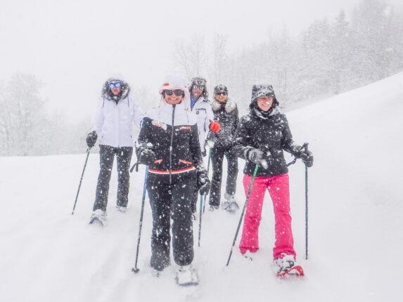 rando raquettes à neige mercantour avec rando06 et fabhikes